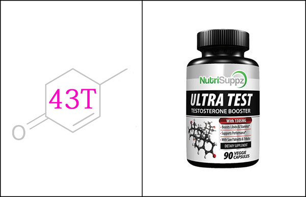 NutriSuppz Ultra Test testosterone booster