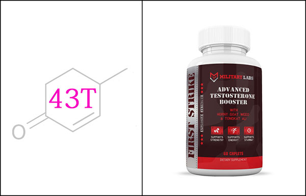 Military Labs First Strike testosterone booster review
