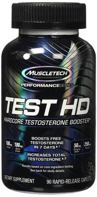 MuscleTech Test HD review