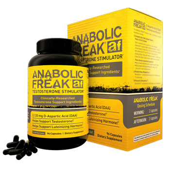 Anabolic Freak Review
