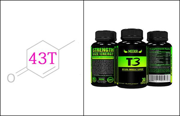 Meeka T3 testosterone booster