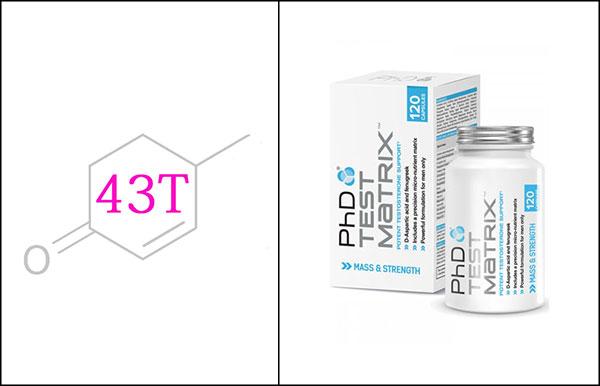 PhD Test Matrix testosterone booster