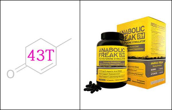 PharmaFreak Anabolic Freak natural testosterone booster