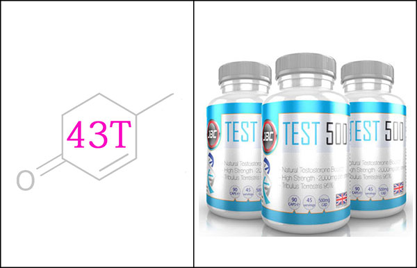 Test 500 testostrrone booster