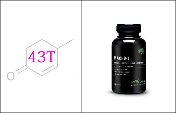 Soi Labs Macho-T testosterone booster