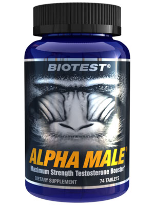 Biotest Alpha Male review