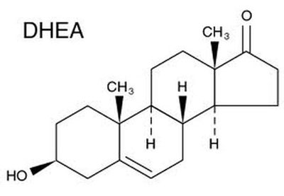 DHEA TestoRX ingredients