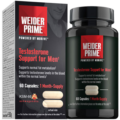Weider Prime review
