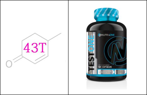 NutraOne TestOne testosterone booster